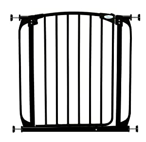 Dreambaby Swing Closed Security Gate, Black