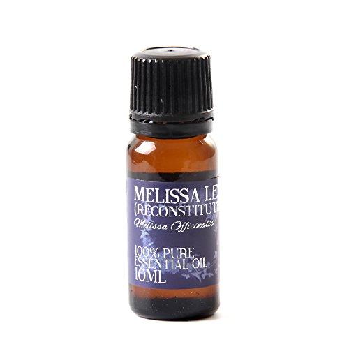 Olio essenziale di foglie di melissa - 10ml - puro al 100%