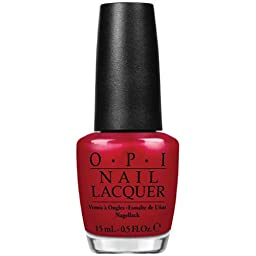 Opi Nail Lacquer, Innie Minnie Mightie Bow, 0.5 Fluid Ounce