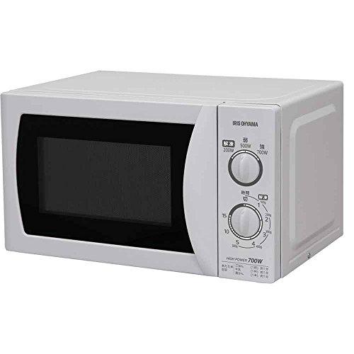 アイリスオーヤマ 電子レンジ ターンテーブル 50Hz専用 東日本 ホワイト IMB-T17-5