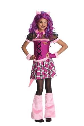 Amazon.com Rubieu0026#39;s Drama Queens Child Wild Thang Costume Clothing