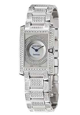 Concord Delirium Women's Quartz Watch 0311765 by Concord