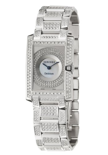 Concord Delirium Women's Quartz Watch 0311765