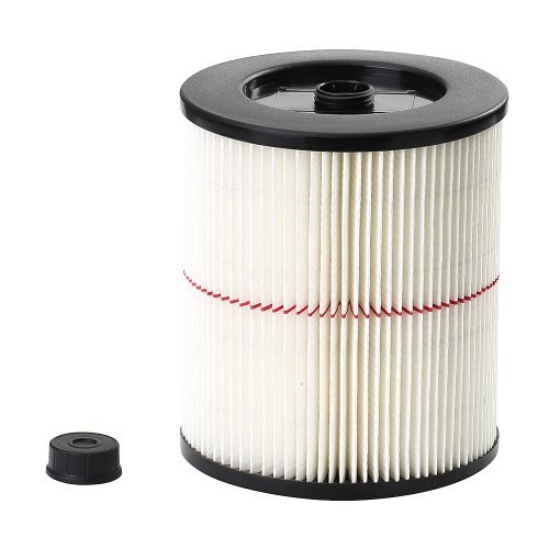 Craftsman 17816 Replacement Wet / Dry Utility Vacuum Cleaner Cartridge Filter For All 5 Gallon And Larger Models. front-474534