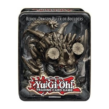 YuGiOh 2013 Wave 2 Collector Tin Set Redox, Dragon Ruler of Boulders