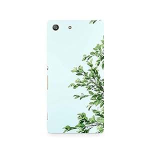 TAZindia Designer Printed Hard Back Case Cover For Sony Xperia M5