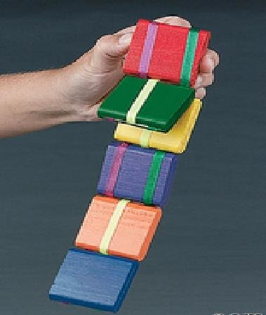 Jacob's Ladder-old Fashion Colorful Wooden Toy -2 Pack - 1