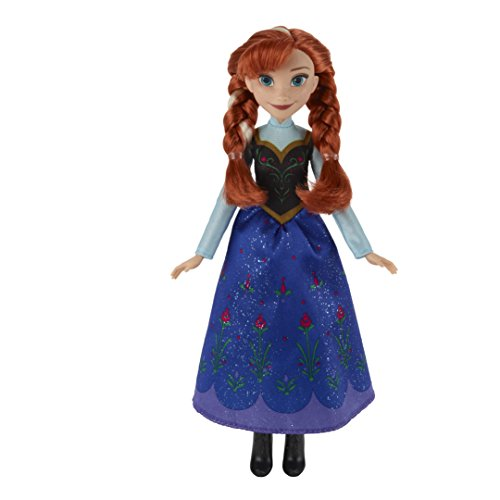 Disney Frozen - Fashion Doll Classica Anna