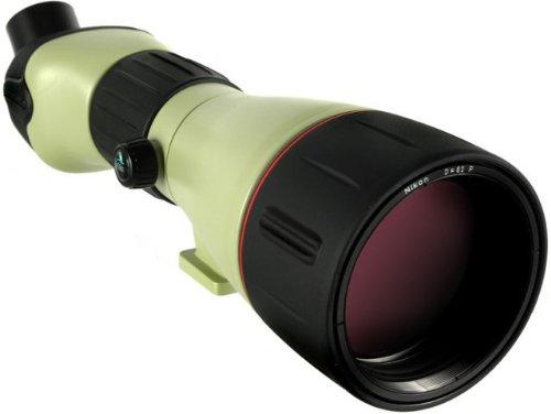 Nikon Fieldscope 82mm ED Spotting Scope Straight Body with 25-75x Zoom Eyepiece & Case