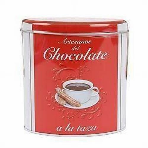 Delicioso Spanisch Heiße Trinkschokolade 180G Dose - Schokolade A La Taza