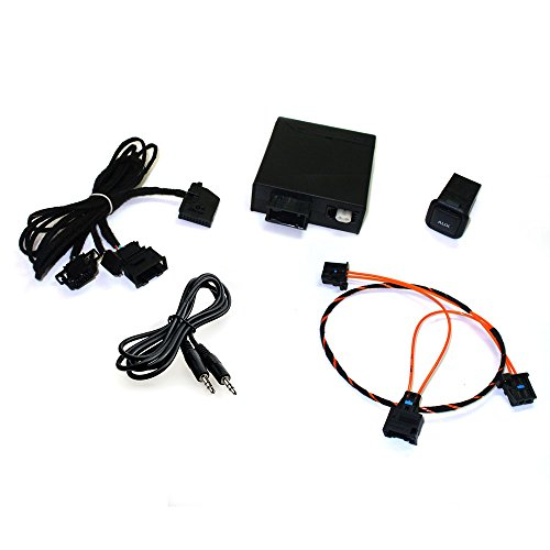 Deals For Aux Adapter for Audi MMI 2G Navigation Systems High for A4