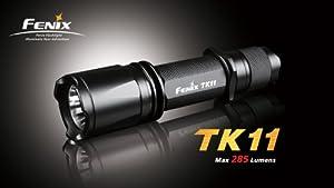 Fenix TK11 R5 285-Lumen Cree XP-G R5 LED Flashlight