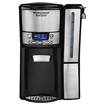 Hamilton Beach Brew Station 47950 12-Cup Coffee Maker Image