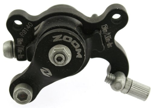 Buy Low Price ZOOM Disc Brake Caliper Rear 140mm Dual Pad Adjust (B005VFILIM)