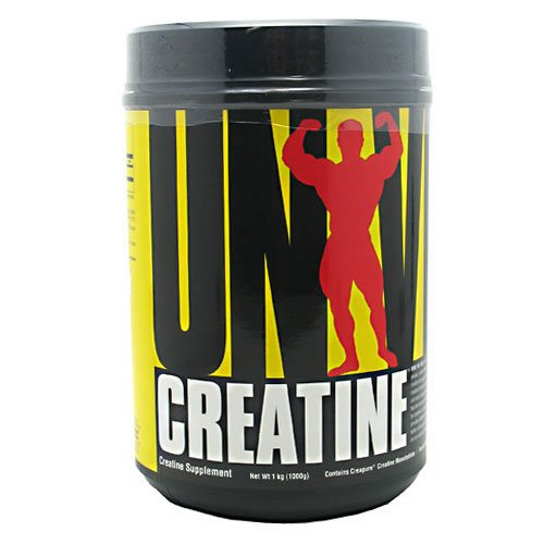 Universal Nutrition Creatine Powder -- 1000 g