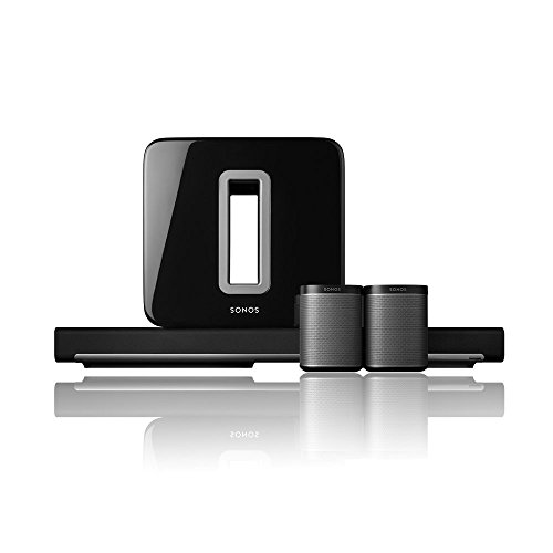 Check Out This Sonos 5.1 Home Theater System