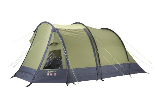Gelert Atlantis 3 Tent - Calliste Green/Sweet Pea/Charc