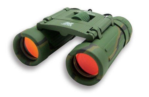 Ncstar 10X25 Dcf Camo Binoculars/Ruby Lens (Bdc1025R)