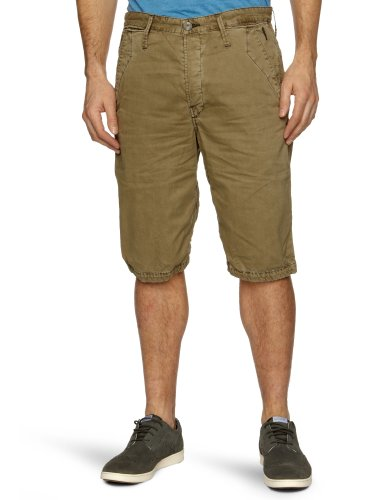 G Star D 3D C L 1/2Coj Men's Shorts Lever W28 IN