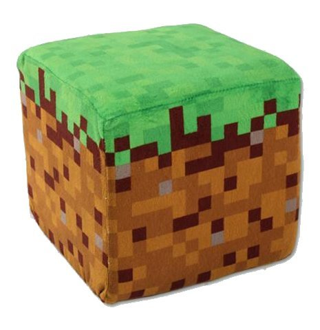 [SBK-0163] Minecraft (minecraft) grass block * minichrooper plush cushioned! SBK