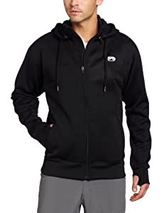 Zoic Men's Valhalla Hoody (Black, Small)