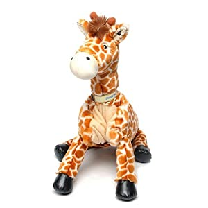 Blanket Pets Animal: Jafaru the Giraffe