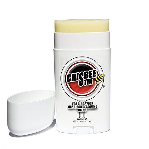 Crisbee Stik Original Cast Iron Seasoning