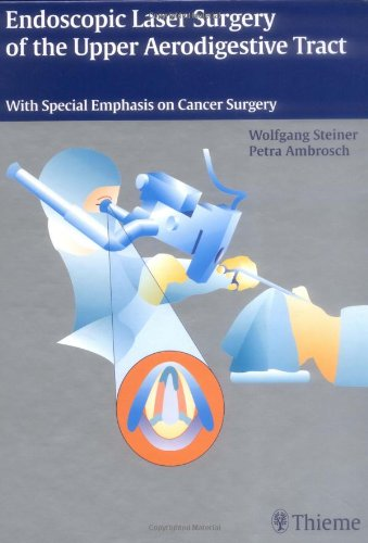 Endoscopic Laser Surgery Of The Upper Aerodigestive Tract: With Special Emphasis On Tumor Surgery