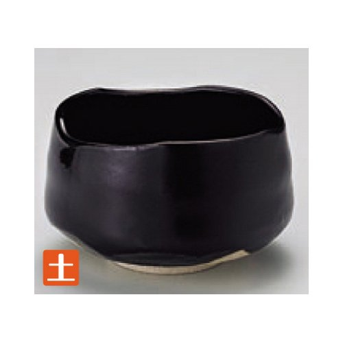 teacup kbu847-25-442 [4.53 x 2.84 inch] Japanese tabletop kitchen dish Matcha green tea bowl Yuzu Tianmu one [11.5 x 7.2cm] farm product cafe restaurant tableware restaurant business kbu847-25-442