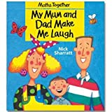 Maths Together Collection - Set of 6 Books (Ages 3+) Yellow Set (My Mum and Dad Make Me Laugh/Two Little Eyes And Other Action Rhymes/If I were Bigger Thank Anyone And Other Poems/How Many?/Baby Bird /Washing Line)by various