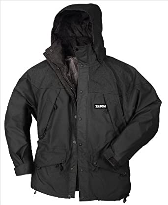 Mens Taiga Val d'Isere 'All-Season' Waterproof Jacket by TAIGA