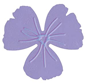 Marvy Uchida Clever Lever Giga Embossing Punch, Pansy