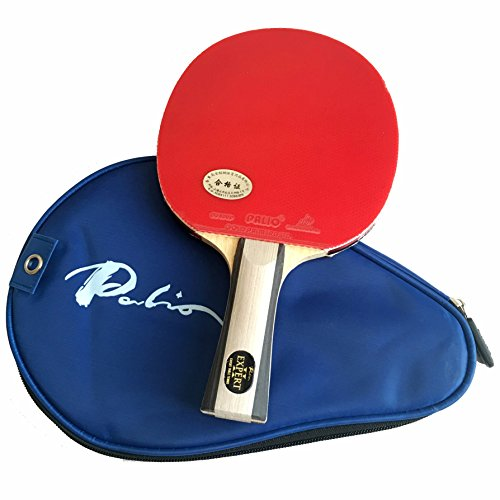 Racchetta da ping pong Palio Expert 2, con custodia