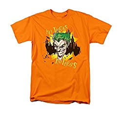 Batman All Tricks Eno Treats T-Shirt