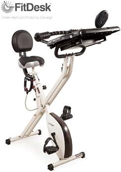 FitDesk Pedal Desk 2.0 Exercise Bike