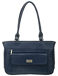 Zak Women's Handbag (Blue, ZPV104)