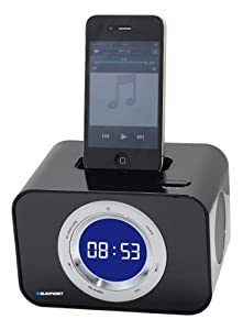 Blaupunkt ICLOCK 10 BK Radio portable Noir