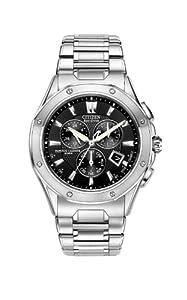 Citizen Men's BL5460-51E The Signature Collection Eco-Drive Octavia Perpetual Calendar Chronograph Watch