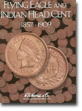 Buy Whitman Harris Indian Cents Folder