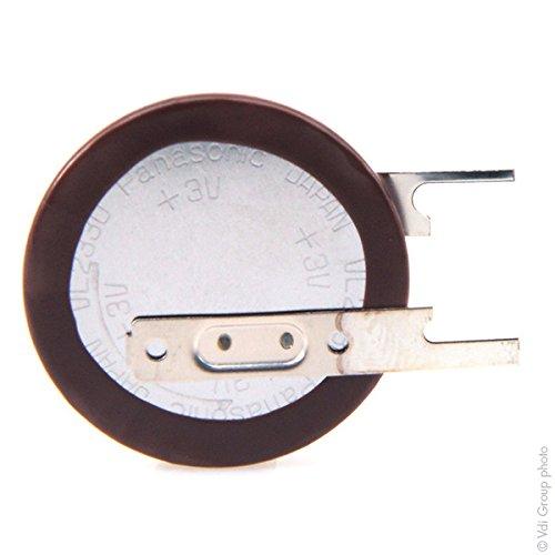 Panasonic - Accus lithium VL2330/VCN 3V 50mAh - Accumulateur(s)