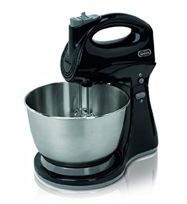 Sunbeam FPSBHS0302 250-Watt 5-Speed Hand and Stand Mixer Combo, Black from Sunbeam