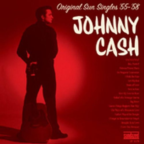 Johnny Cash - Original Sun Singles 55-58 - Zortam Music