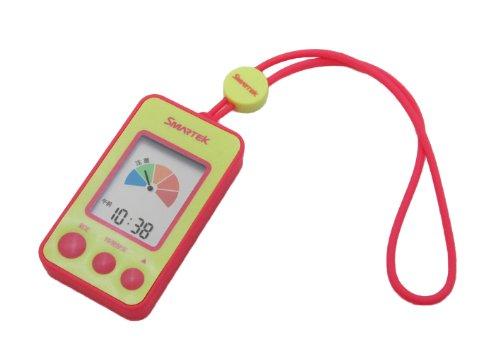 SMARTEK (Smartec) portable Hitzschlag Index total Alarm Weckfunktion Gurt Matte Rosa MH-001-PK