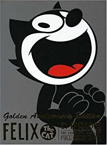 FELIX THE CAT: GOLDEN ANNIVERSARY EDITION 1958-1959