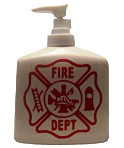 Http Www Amazon Com Firefighter Department Maltese Dispenser Bathroom Dp B006v82xci