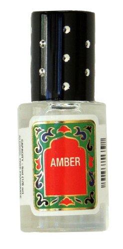 Nemat Fragrances - Amber White Roll-on Perfume
