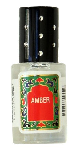 Nemat - Amber White Roll-on Perfume (5ml/.17fl Oz) (Amber Perfume Oil compare prices)