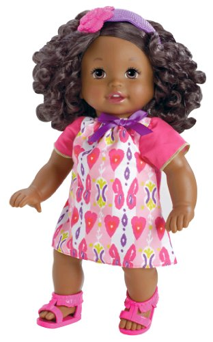 Little Mommy Sweet As Me African-American Doll - 1