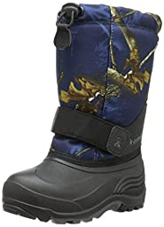 Kamik Rocket2 Snow Boot (Toddler/Little Kid/Big Kid), Navy, 3 M US Little Kid