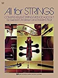 All For Strings - Violin: Book 1 and Theory Workbook 1 Set (2 Book Set, Violin Book 1, Violin Workbook 1)